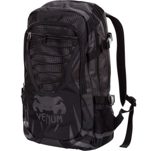 VENUM CHALLENGER PRO BACKPACK Black/Black - duży czarny plecak treninngowy/podróżny