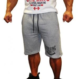 Gym King Classic Shorts - spodenki bawełniane treningowe