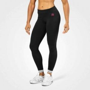 Gracie leggings, Black - czarne legginsy treninngowe Better Bodies