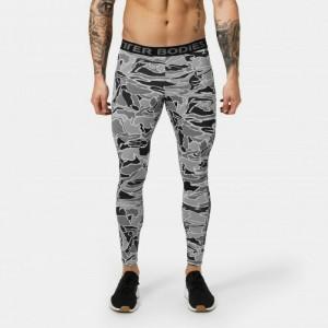 Astor tights - legginsy fitness męskie siłownia Better Bodies