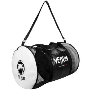 VENUM Thai Camp Sports Bag, Black/White - torba na trening