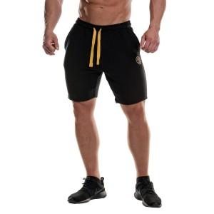 Gold's Gym Logo Sweat Shorts - spodenki bawełna