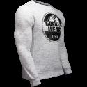 BLOOMINGTON CREWNECK SWEATSHIRT - bluza męska duże nowe logo Gorilla Wear USA