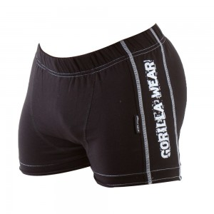 Hotpant Heavy Shorts Black - shorty na siłownie Gorilla Wear U.S.A