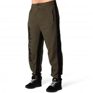 Augustine Old School Pants - luźne spodnie na trening Gorilla Wear
