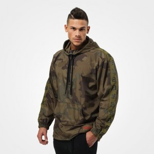 Harlem Jacket, Military camo - bluza/kurtka męska Better Bodies