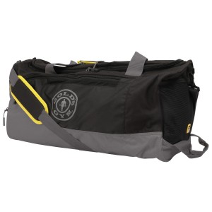 Golds Gym Contrast Travel Bag - duża stylowa torba