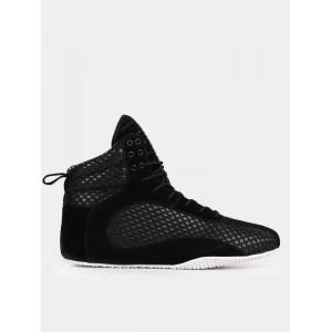 Ryderwear D-Mak Carbon, Black - Wysokie buty na trening
