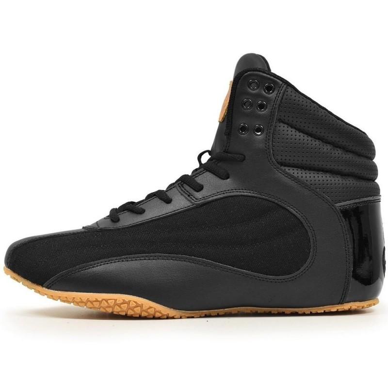 Ryderwear D-Mak, Black - Buty na siłownię