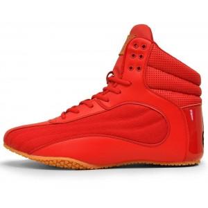 Ryderwear D-Mak, Red - Buty na siłownię
