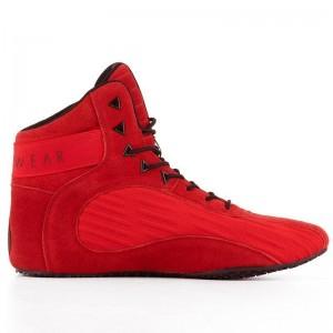 Ryderwear D-Mak II, Red - Buty za kostkę na siłownię
