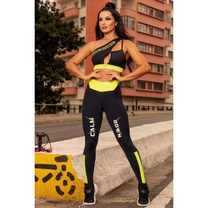 HIPKINI Urban London - Legginsy fitness