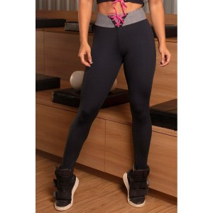 HIPKINI Knockout Twist - Legginsy fitness