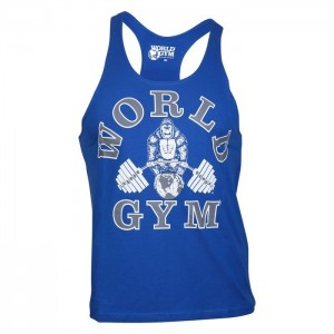 World Gym Classic Stringer Tank Top - Klasyczna bokserka treningowa