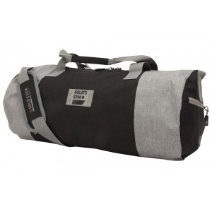 Golds Gym Contrast Barrel Bag - torba fitness