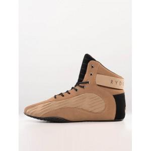 Ryderwear D-Mak II, Tan - Buty za kostkę na siłownię