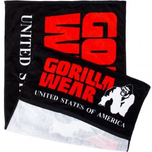 Gorilla Wear The Functional Gym Towel - Ręcznik na trening
