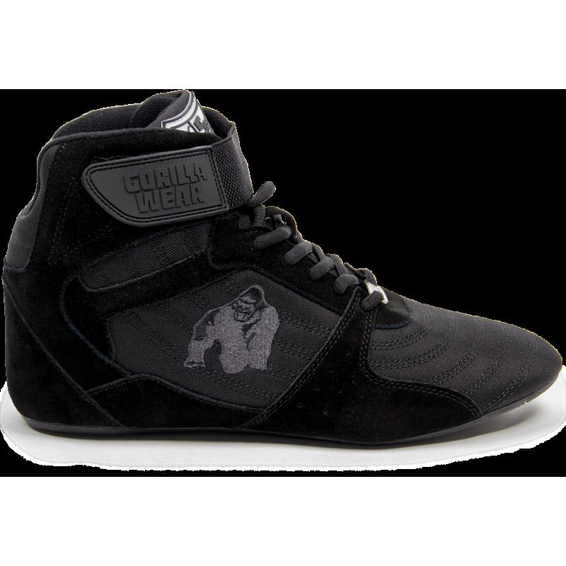 Perry High Tops Pro - Black/Black buty do treningu Nowa kolekcja Gorilla Wear USA