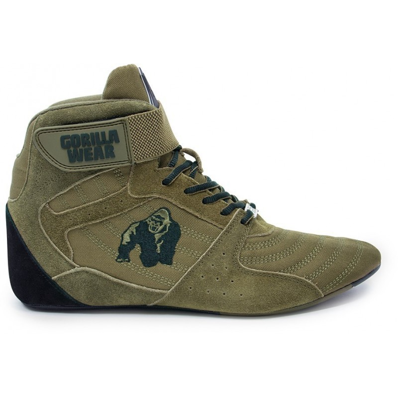 Perry High Tops Pro - Army Green buty treningowe NOWOŚĆ