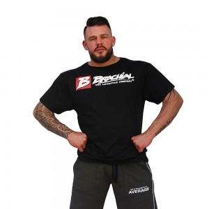 Brachial T-Shirt Sign Next - czarny
