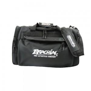 Brachial Sports Bag Heavy BLACK - torba treningowa