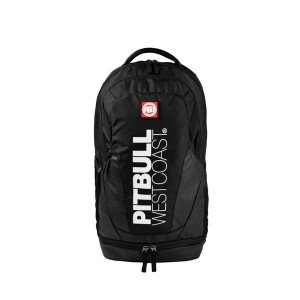 Pit Bull TNT Backpack, Black - Plecak sportowy